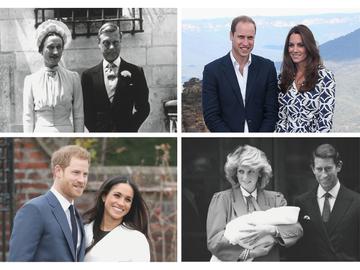 Скандали в королівській родині