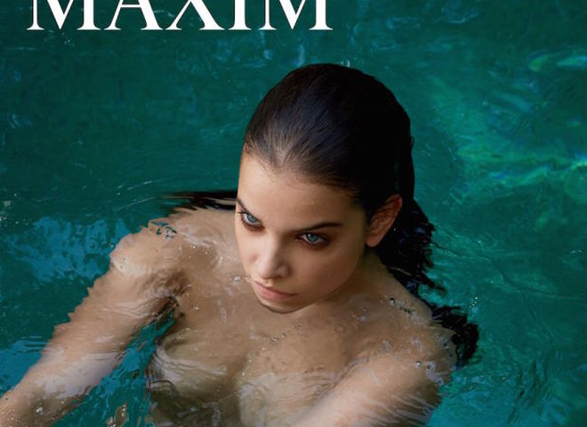 Барбара Палвин полностью обнажилась для Maxim (фото)