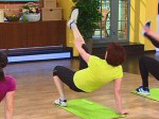 Все буде добре понедельник 29 мая жиросжигающие упражнения или как похудеть с ольгой кочубей