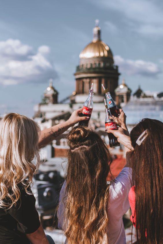 20 фотографий в путешествии с подругами, от которых ты будешь в восторге
