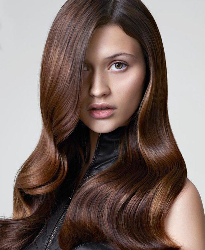 Модный цвет волос зима 2016