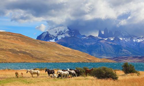 Торрес-дель-Пайне, Чили