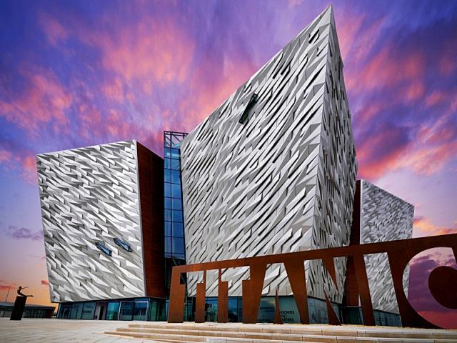 """По тропам любимых героев: Музей """"Титаник"""", Белфаст, Северная Ирландия"""