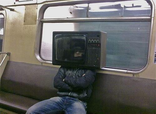 Не скучайте в метро
