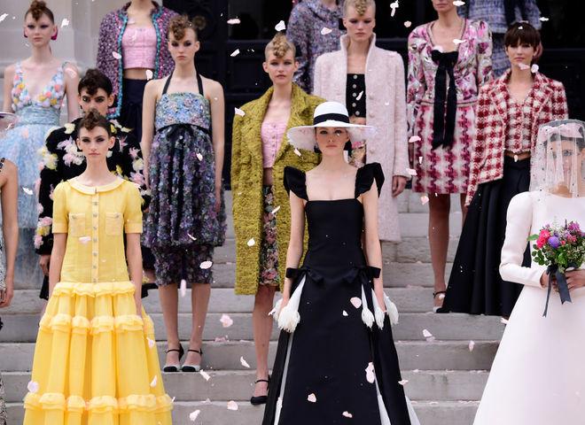 Chanel Haute Couture осінь-зима 2021/22