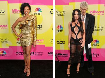 Худшие наряды на ковровой дорожке Billboard Music Awards
