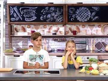 Дети Доманского и Дромова стали телеведущими