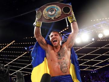 В воскресенье украинский боксер Василий Ломаченко в Нью-Йорке защитит свой чемпионский пояс