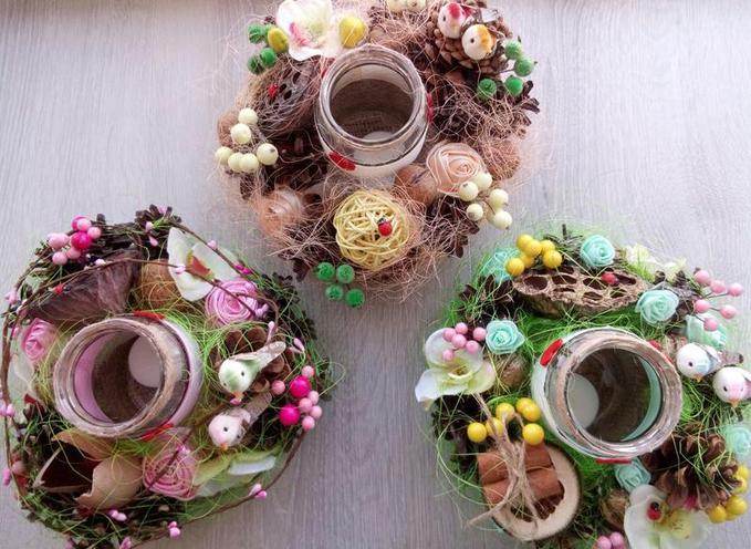 Весняні свічники