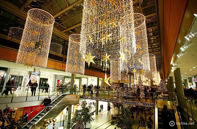"""Тиждень знижок в Берліні: торговий центр """"Аркади"""""""