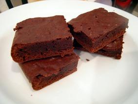 Самые шоколадные брауни