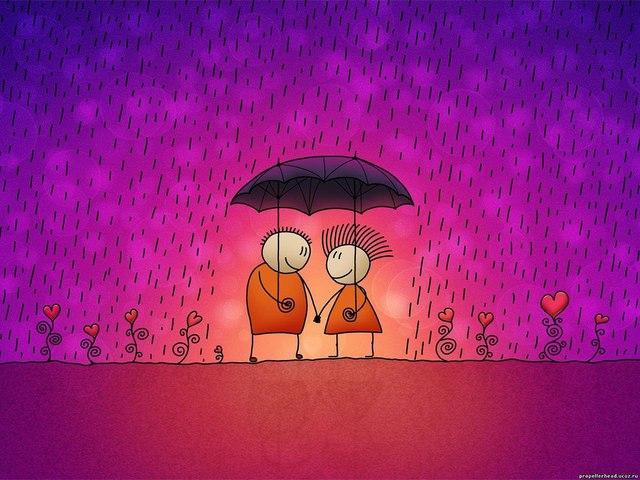 Красивые открытки с Днем Святого Валентина