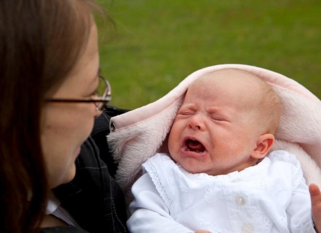 потница у ребенка