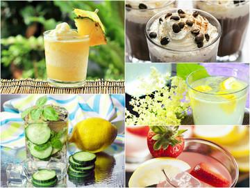 Літні напої: рецепти