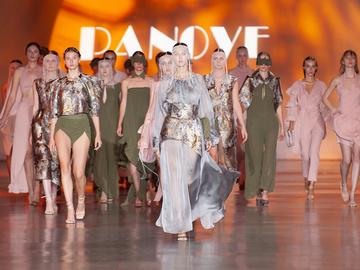 PANOVE на Ukrainian Fashion Week noseason sept 2021