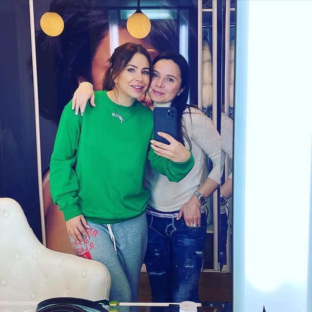 Ані Лорак і Ліля Підкопаєва