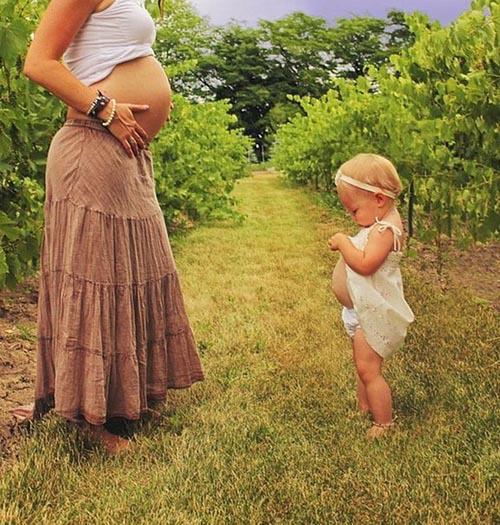 Как две капли воды: мамы и дочки