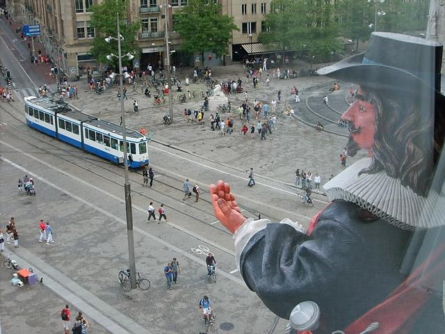 Музеи мадам Тюссо: Амстердам