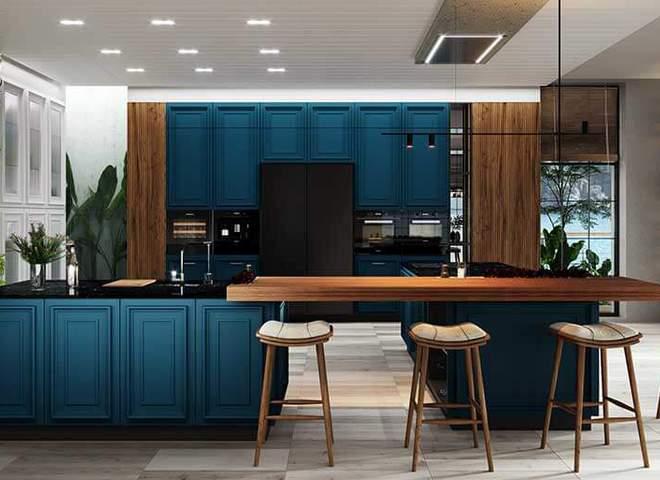 Как изготавливается кухонная мебель Merx