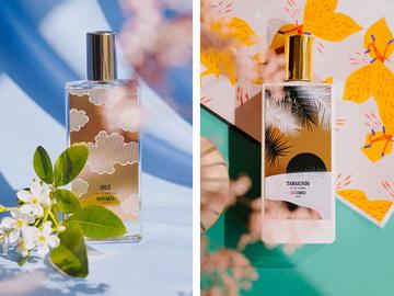 Нові колекції ароматів літа 2021