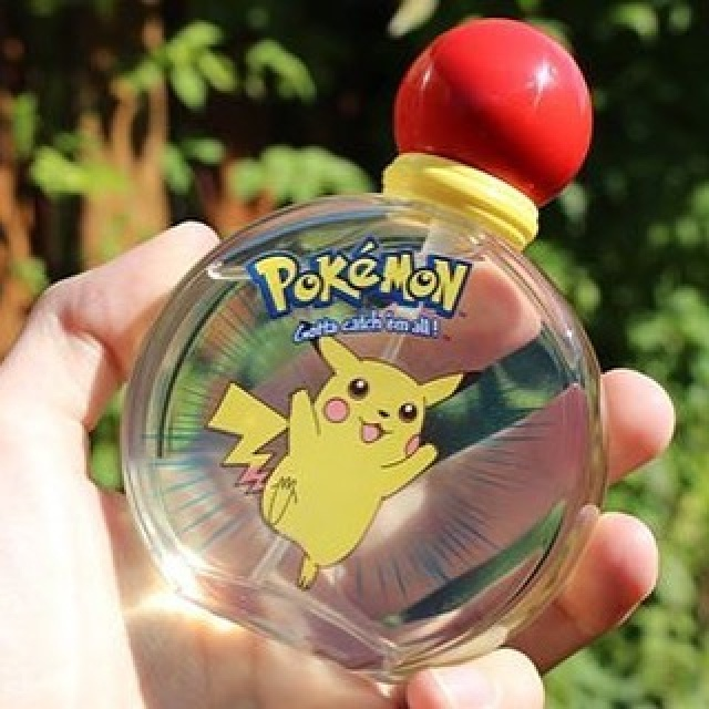 The Pokémon Eau de Toilette   - аромат до гри Pokemon Go