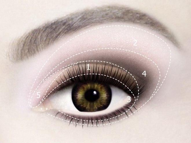 Схема макияжа смоки айс фото 35