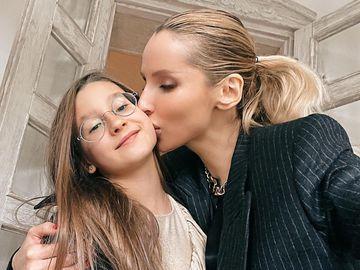 Светлана Лобода со старшей дочерью