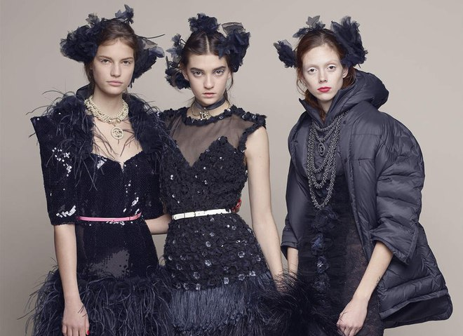 Українська модель знялася для Chanel
