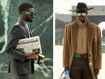 Тиждень чоловічої моди в Парижі 2021: показ колекції Louis Vuitton