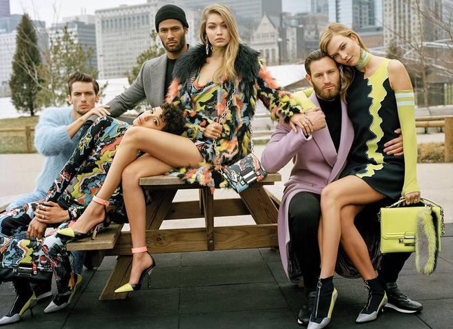 Versace уличили в расовой дискриминации