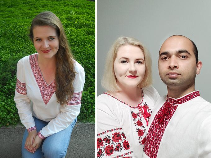 День вишиванки за кордоном