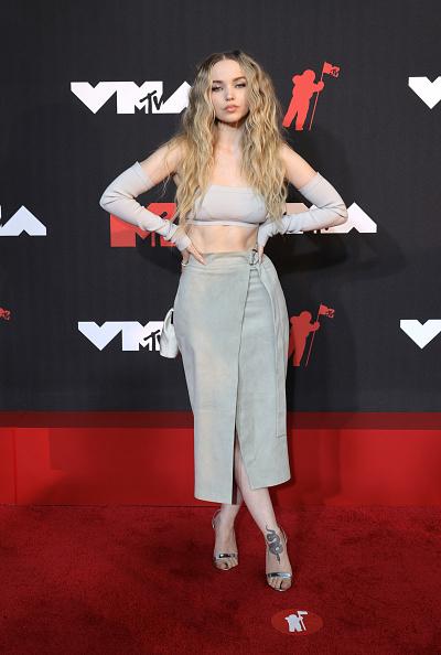 Дав Кемерон на MTV Video Music Awards 2021