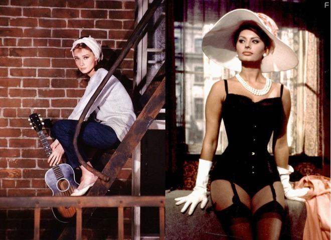 Фільми 60-х років з елементами високої моди