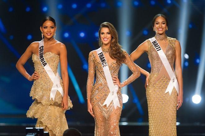 Мисс Вселенная 2016: победительницей стала Ирис Миттенер