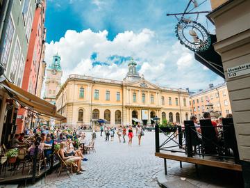 Навчання за кордоном: як отримати грант в Швеції