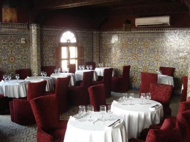 Цікаві місця Марракеша Ресторан Le Marrakchi