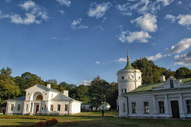 Куди поїхати на вихідні: Палац Тарновських