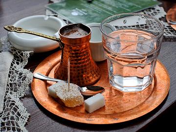Куда поехать истинным кофеманам: Стамбул, Турция