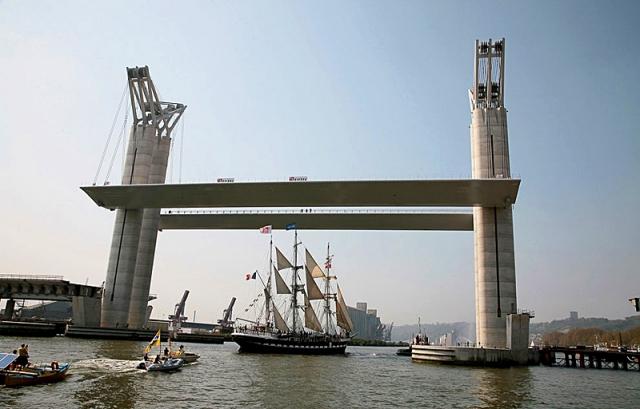 Необычные сооружения нашей планеты: Мост Гюстава Флобера