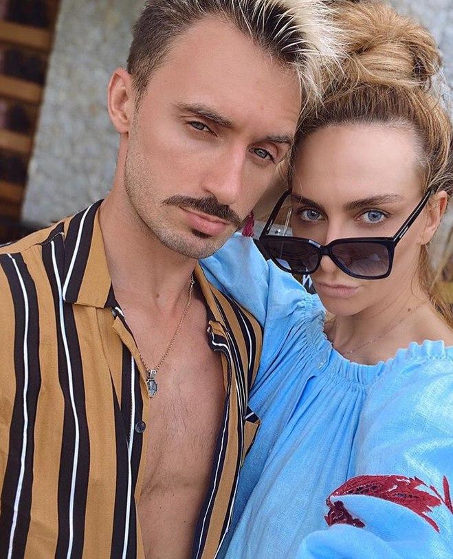 Катерина Варнава та Костянтин Мякіньков
