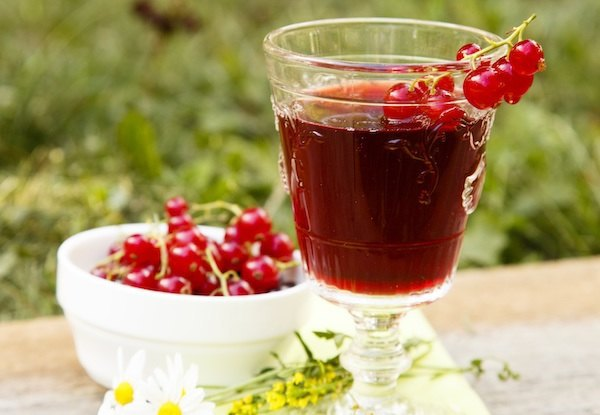 Червона смородина(рецепти)