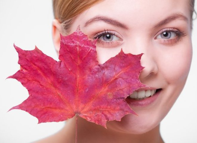 Зміна сезону  як доглядати за шкірою і волоссям восени - tochka.net dfc2762dba090