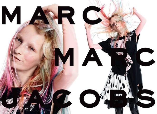 Marc by Marc Jacobs рекламна кампанія