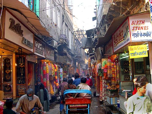 Індійські базари: Чандні Чоук, Делі
