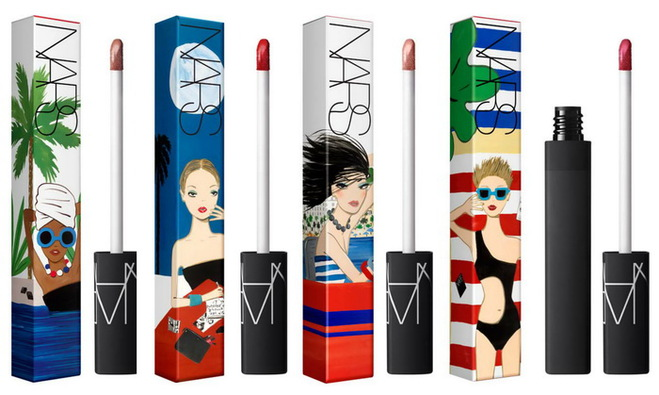 Nars Under Сover - колекція для макіяжу на канікулах