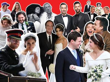 весілля зірок 2018