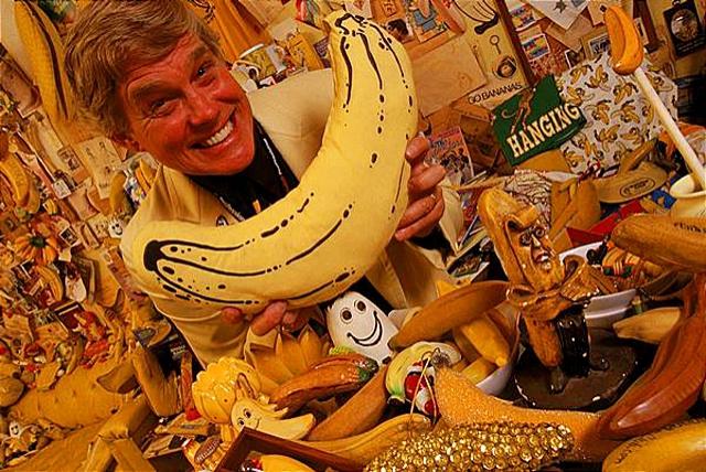 Необычные музеи мира: музей банана