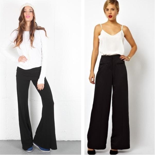 Модні жіночі брюки осінь 2016