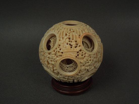 Китайские шары – загадки. Кубик Рубика древнего мира