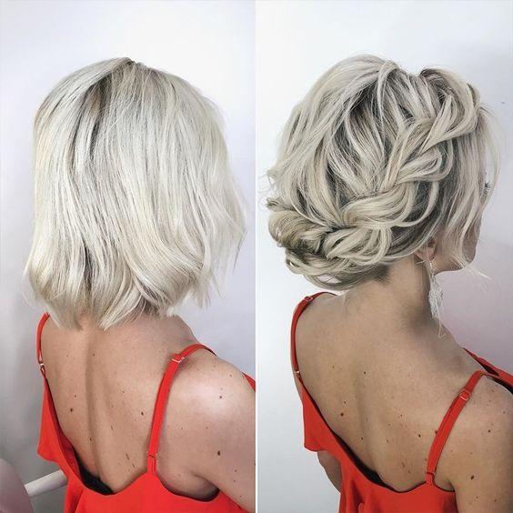 7 зачісок на коротке волосся взимку 2020